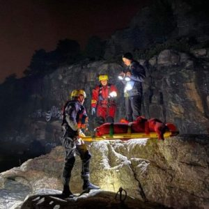 Bergen Red Cross Mountain Rescue