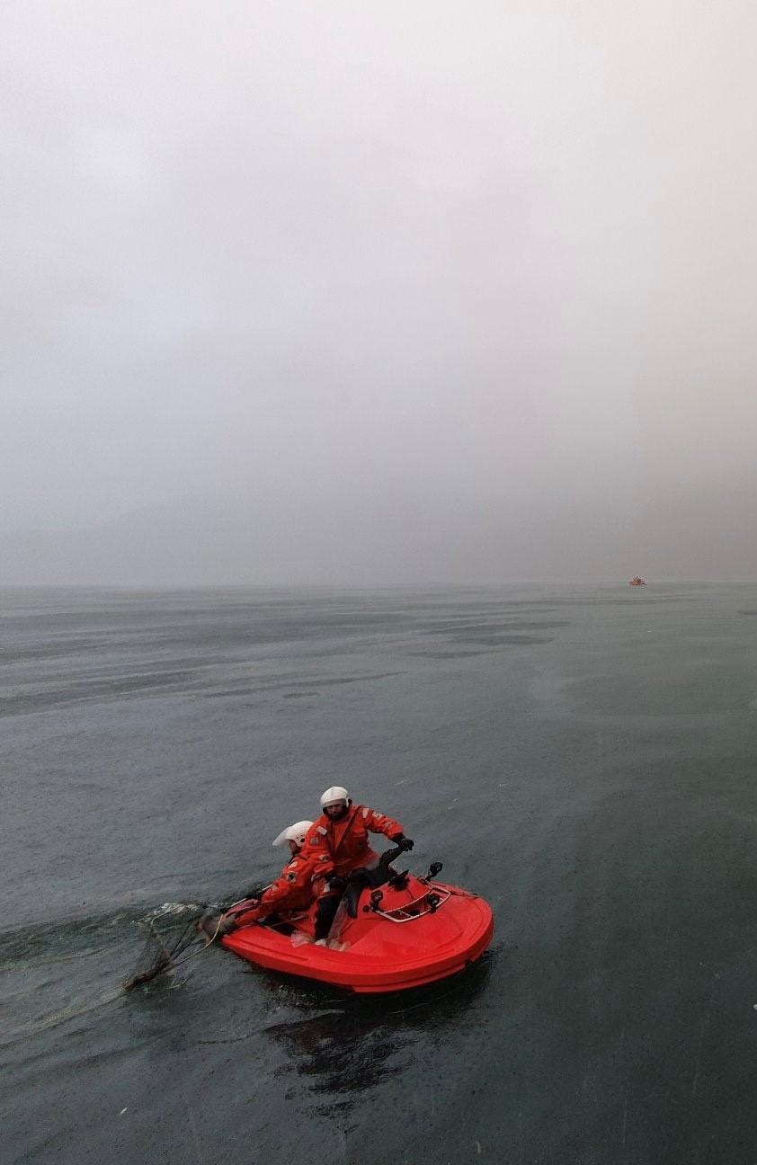 Björgunarsveitin Eining SAR Team in Breiðdalsvík