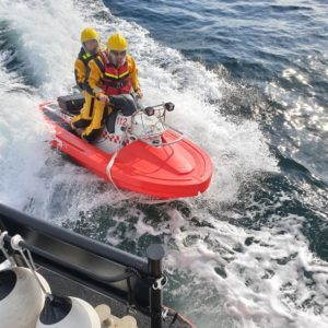 Spanish Distributor Brocado Solutions tests RescueRunner System