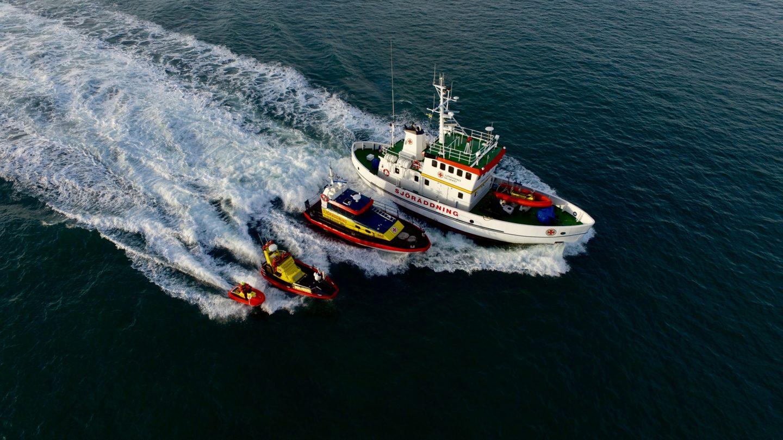 Swedish Sea Rescue Society fleet of vessels