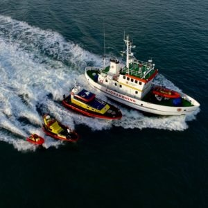 Swedish Sea Rescue Society fleet of vessels