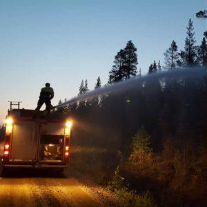 Brannvesenet, Räddningstjänst, elvredning, älvräddning, räddningsbåt, rescue craft, rescue boat, brandkåren,
