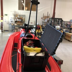 RescueRunner equipped with Fire Rescue Equipment