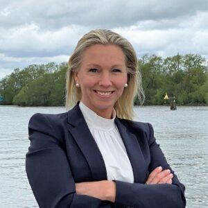 Linda Ahö Vice President Sales & Business Development Safe at Sea AB