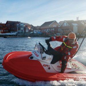 Training, övning RescueRunner