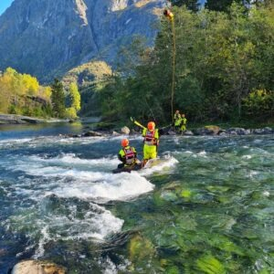 Norsk Folkehjelp Water Rescue Team invests in RescueRunner system