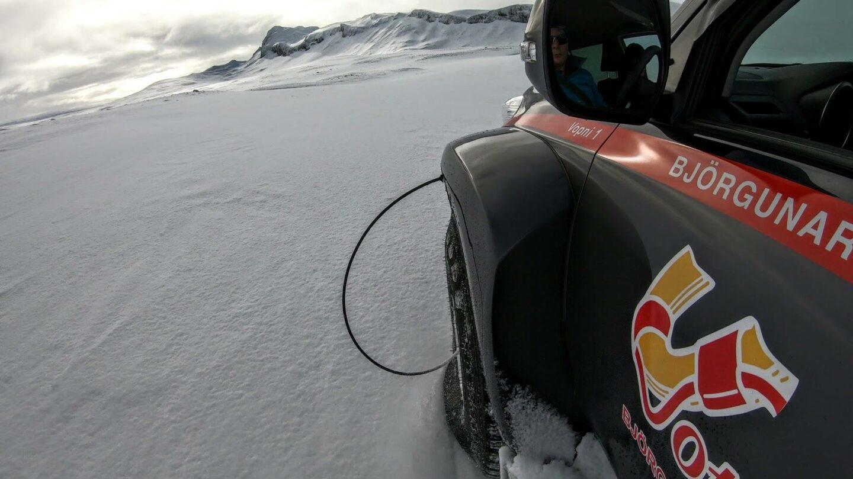 Rescue Team Björgunarsveitin Vopni chooses RescueRunner system