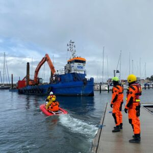 RescueRunner system delivered to Skurups Fire Services and Community