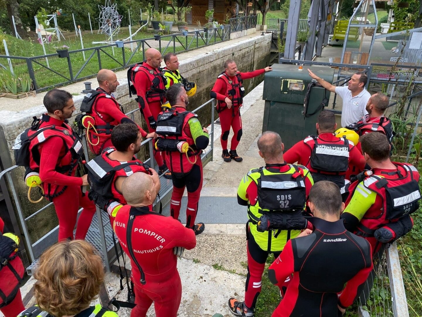 French Fire Rescue Services SDIS32 orders RescueRunner system