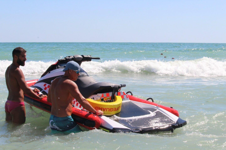 Salvamar Eforie Lifeguards SafeRunner Romania