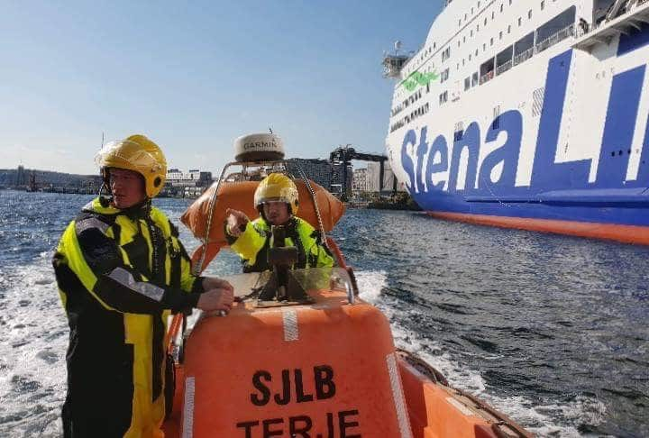 Stena Line, FRB Exercise