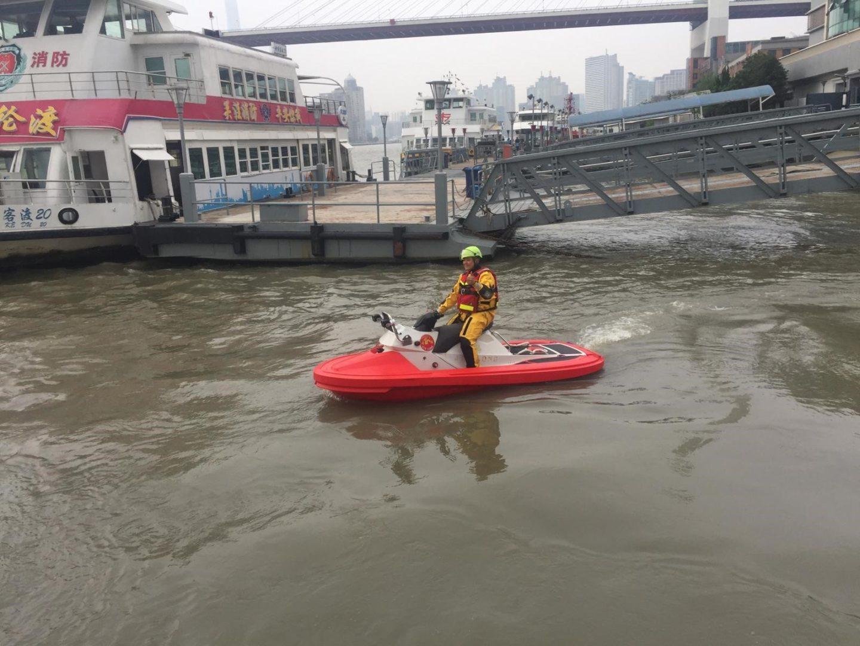 Training in Shanghai