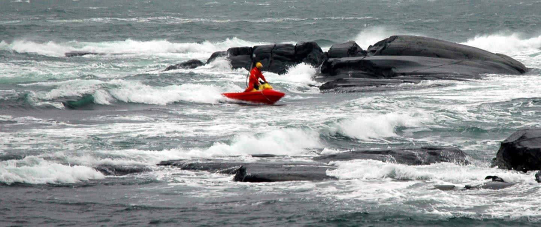 Training SAR, RescueRunner training, Övning RescueRunner