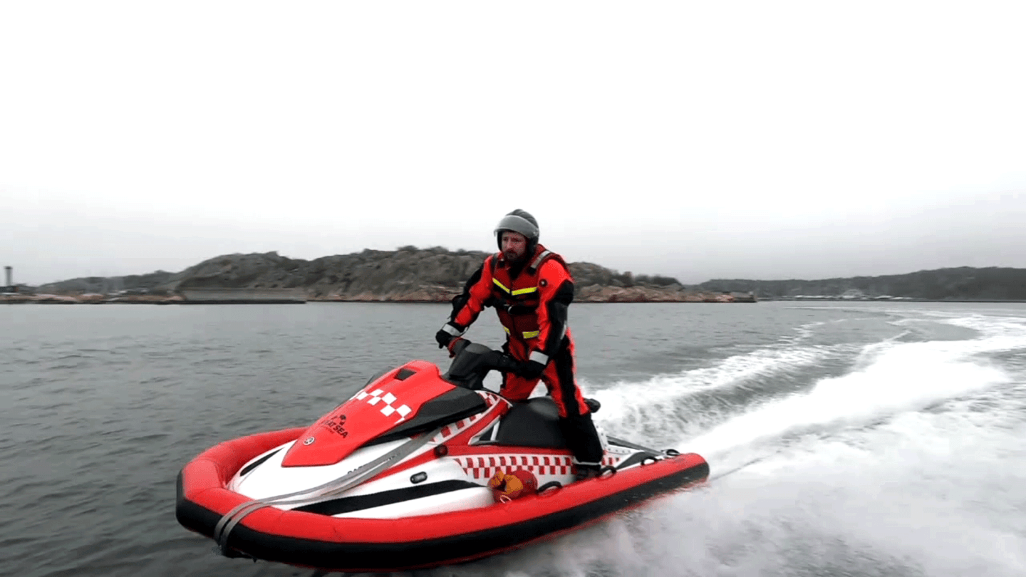 SafeRunner Search and Rescue Craft