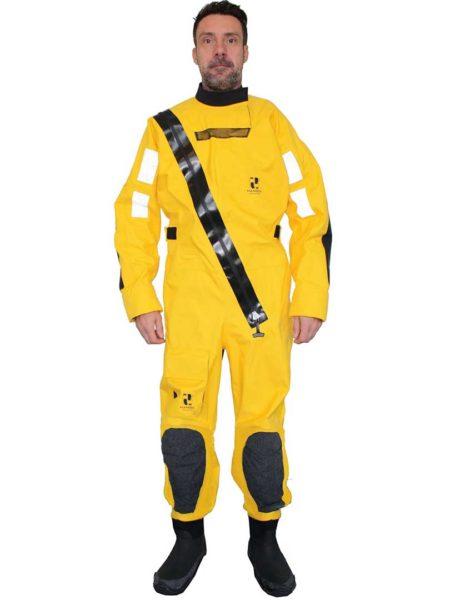 SAR-suit, rescue equipment